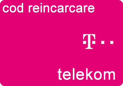 Cod reincarcare Telekom 6 Euro