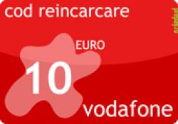 Cod Reincarcare Vodafone 10 EUR