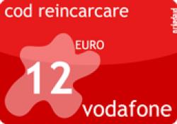 Cod Reincarcare Vodafone 12 EUR