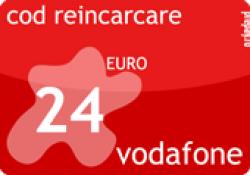 Cod Reincarcare Vodafone 24 Euro