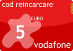 Cod Reincarcare Vodafone 5 EUR