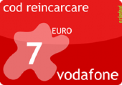 Cod Reincarcare Vodafone 7 EUR