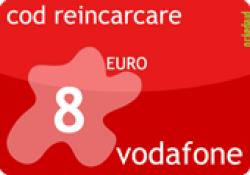 Cod Reincarcare Vodafone 8 EUR