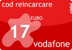 Cod Reincarcare Vodafone 17 EUR